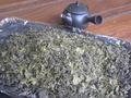 130305茶葉を乾かす