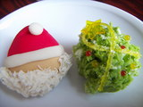 和菓子:クリスマス