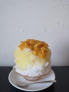 かき氷>陳皮