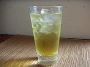 冷茶;透明感ある