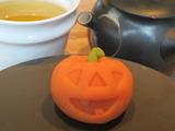 121018練り切り>白餡>かぼちゃa