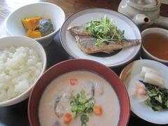 161205かす汁と秋刀魚南蛮漬け>斜めA