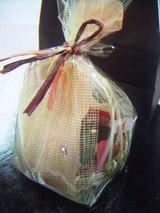バレンタイン和菓子包装