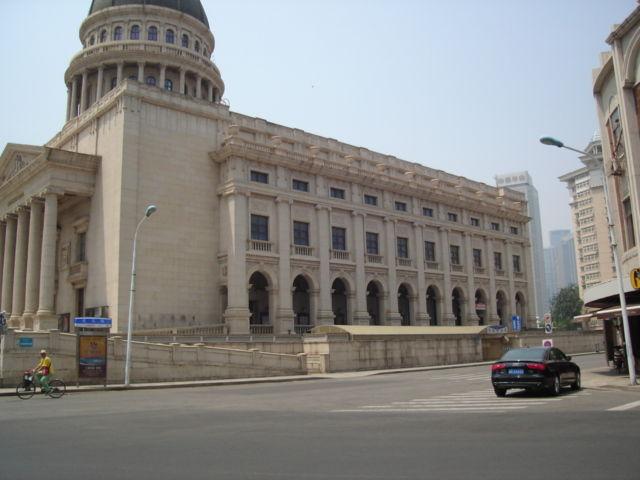 7.建物の右側