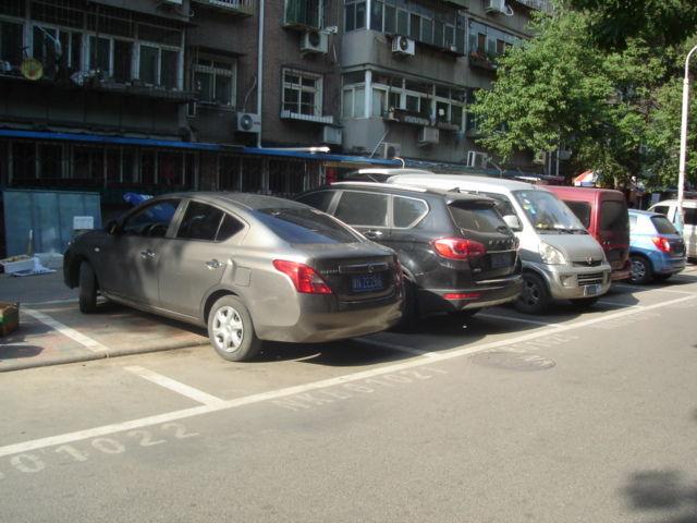 5.路上駐車場