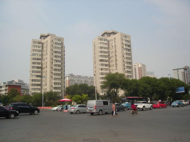 3.南門外大街と南京路交差点
