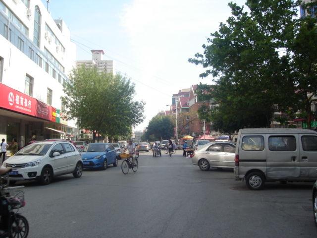 1.万徳庄大街