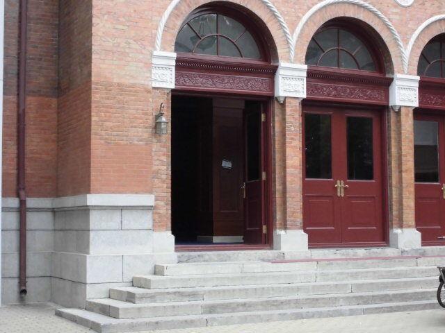 9.旧居の左端