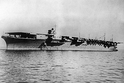 Japanese.aircraft.carrier.zuikaku