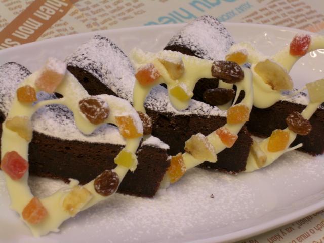 チョコレートレシピ: バレンタインのチョコレートレシピ:フランス料理レシピ シェフ