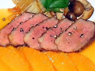 鴨レシピ【鴨のオレンジソースレシピ】