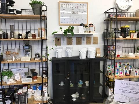 日本人経営のコーヒーショップARK Coffee