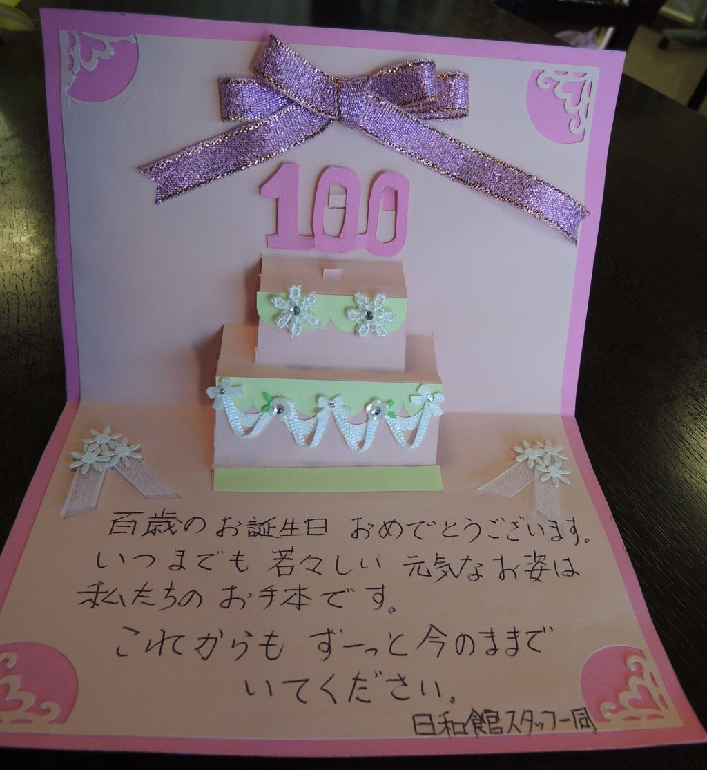Permalink to お 誕生 日 カード メール