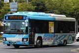 近鉄バス 新型ブルーリボンハイブリッド