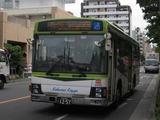 大宮200か1257(国際興業バス6658)