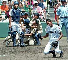 高校野球で好きなサヨナラのシーンwwwww