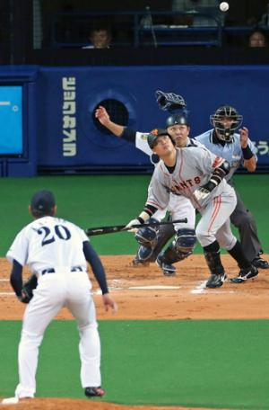 ノーアウト一塁はバントさせない方が点が入るって