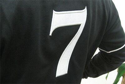 「背番号7」←誰想像した?