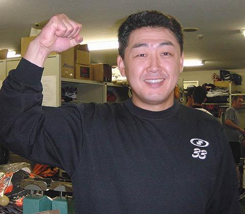 江藤智よりHRの弾道が美しいプロ野球選手