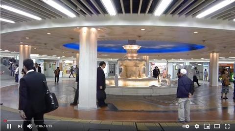 梅田泉の広場立ちんぼ