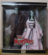 Barbie And Ken As The Munsters