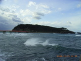 三国湊の雄島