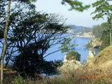 三国湊の福良海岸