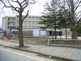 三国湊の坂井市立三国病院
