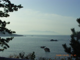 三国湊の雄島海岸