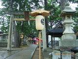 三国湊の神明神社