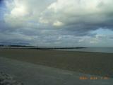 サンセットビーチとエッセル堤