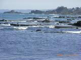 安島より崎、梶、浜地方面