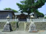 崎地区の日吉神社