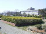 三国湊の三国病院と新しい病院