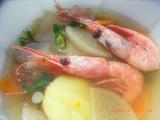 甘エビ海鮮雑煮