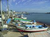 三国港も良い天気