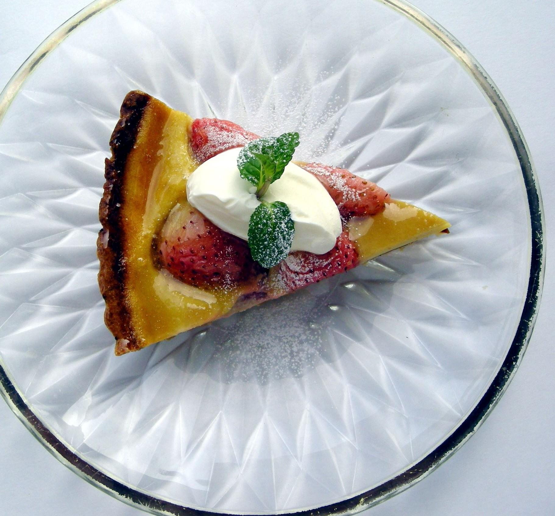 苺の焼タルト2