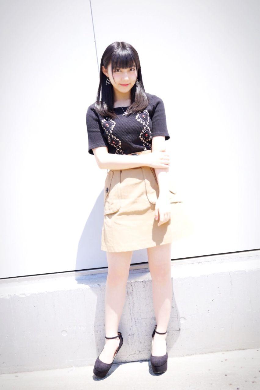 可愛い衣装を着ている田中美久の画像♪