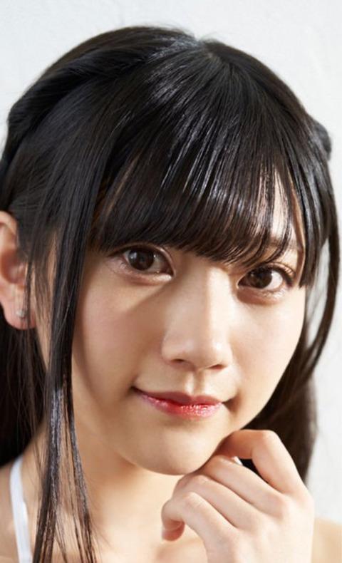 山田麻莉奈って一見可愛いけど近くで見たら駄目だな