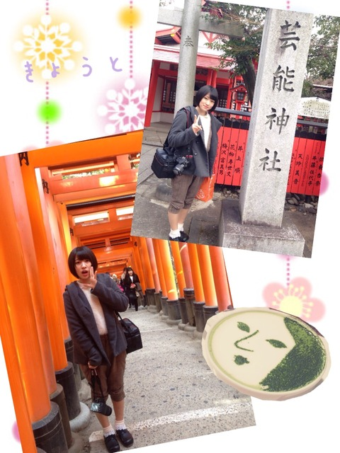 【画像アリ】ちぃずが完全にカメラ女子になってる【HKT48】