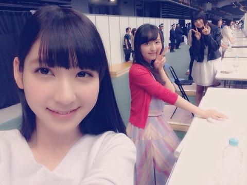 【画像アリ】HKTの松岡菜摘って子可愛いな【HKT48】