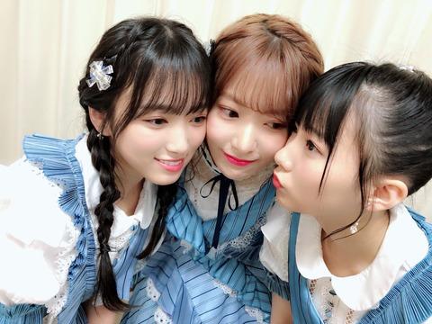 【朗報】宮脇咲良、なこみくと比べて圧倒的に鼻がある!!!!!