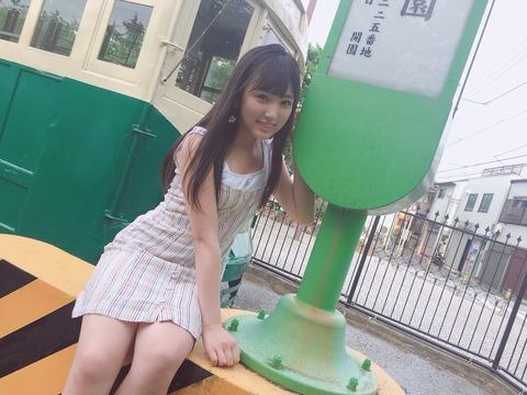 奈子「皆さん元気ですかー??  暑くて夏バテしてないですかー?? 」