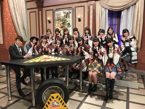 【朗報】今日歌番組収録したこのAKB48G選抜メンバーって51st選抜なんかより遥かに良くないか?wwwww