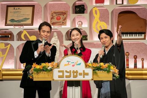 松井玲奈さんが指原莉乃さんには絶対無理な超豪華メンバー集合の歌番組司会を任される