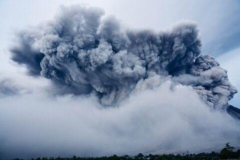 雲仙普賢岳で全身火傷を負った消防団員・・・