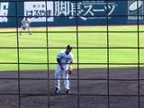 喜田サード