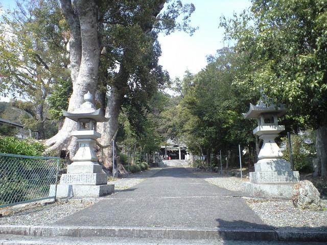 浜松 村櫛町八柱神社・細江神社 ...