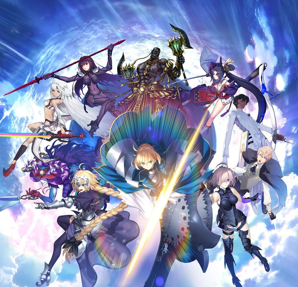 CD Fate/Grand Order Original Soundtrack I[SME]《03月予約※暫定》
