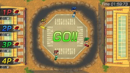 ガチャレーシング2nd ゲーム画像02